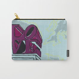 LOVE PARK Carry-All Pouch