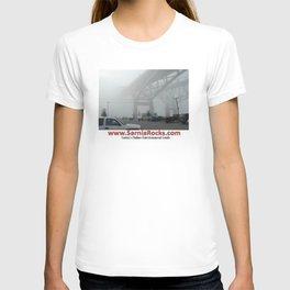 Foggy Bridge T-shirt