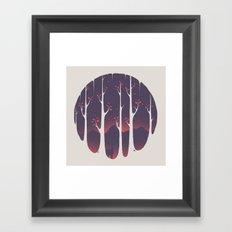 Mistiness  Framed Art Print