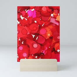 In the Red Mini Art Print
