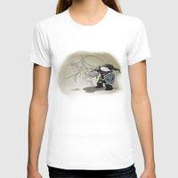 hyrule T-shirts featuring Dark Warrior of Hyrule by joshWenrick