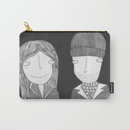 Joel & Clementine Carry-All Pouch