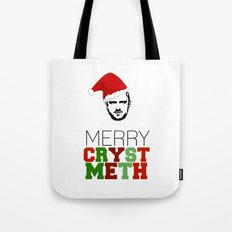 Merry Crystmeth! Tote Bag