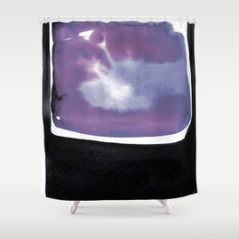 Introspection 2N by Kathy Morton Stanion Shower Curtain