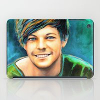 peter pan iPad Cases featuring Peter Pan by art-changes