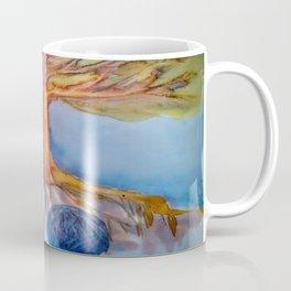 Yggdrasil, Nifleheim and Muspelheim Coffee Mug