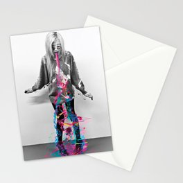 Status Update Stationery Cards