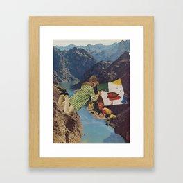 Kiddo Kit Framed Art Print