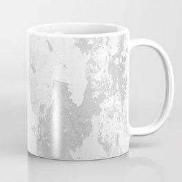 White Concrete Coffee Mug