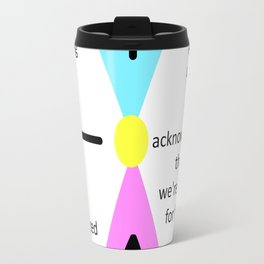 Going Up Travel Mug
