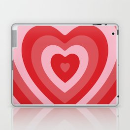 Hypnotic Hearts Laptop & iPad Skin