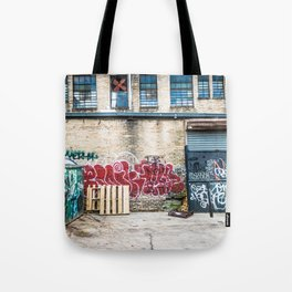 Around Back Tote Bag