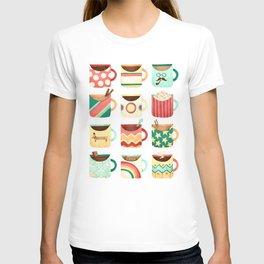 Coffee Coffee Coffee Coffee Coffee T-shirt