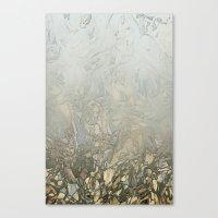 camouflage Canvas Prints featuring Camouflage by dominiquelandau