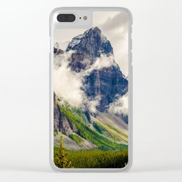Valley of The Gods Clear iPhone Case