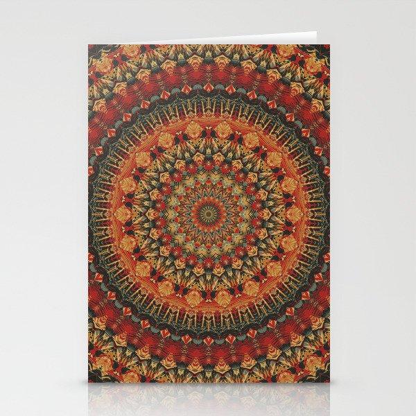 Mandala 563 Stationery Cards
