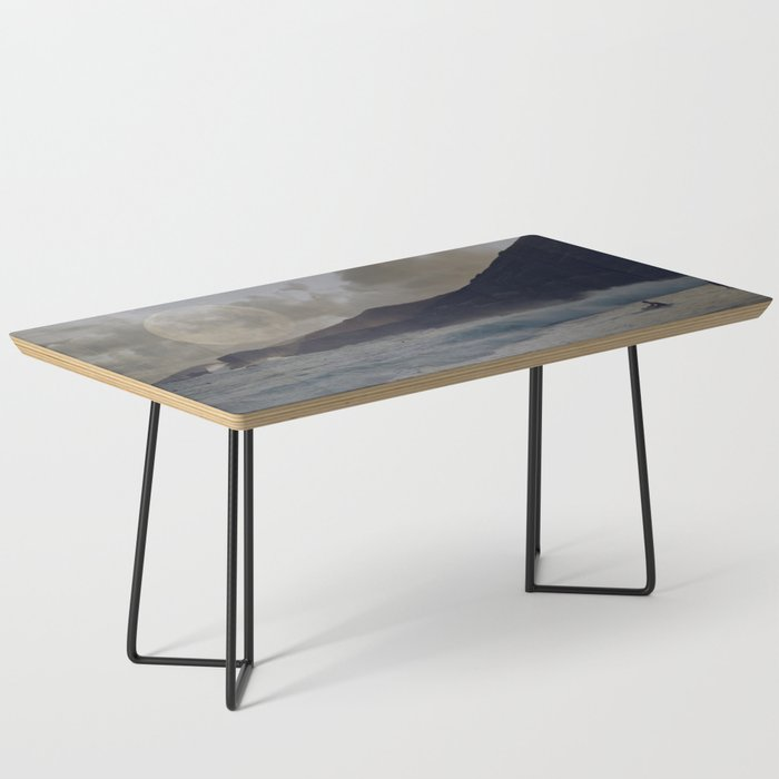 Full Moon Tide Coffee Table