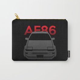 Toyota AE86 Hachi Roku Carry-All Pouch