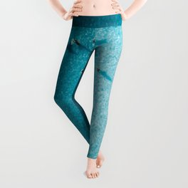 PEOPLE - SURFING - ON - SEA - PHOTOGRAPHY Leggings