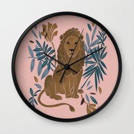 Dream Cat Wall Clock