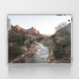 Canyon Junction, Zion National Park, Utah Laptop & iPad Skin