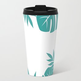 Paradise in Aqua Travel Mug