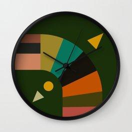 turning Wall Clock
