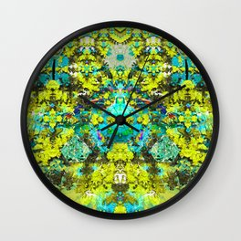 Please Don't Leave Wall Clock