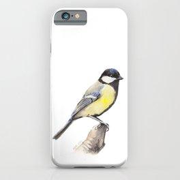 Great tit iPhone Case