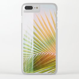 Unclaimed Beauty Clear iPhone Case