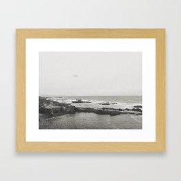 Fort Bragg Framed Art Print
