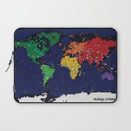 Global Citizen Laptop Sleeve