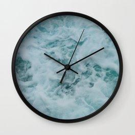 Oh My Ocean Wall Clock