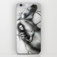 Pale Horse iPhone & iPod Skin