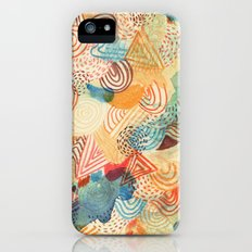 I dream in colors iPhone SE Slim Case