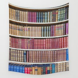 How Bookish are you? Wall Tapestry