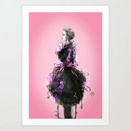 Faith (2011) Art Print