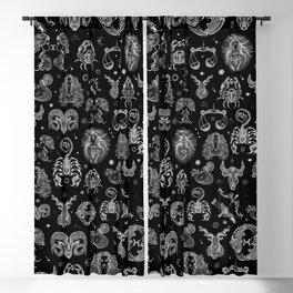 Astrological Blackout Curtain