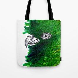 New Zealand Cheeky Kea Tote Bag
