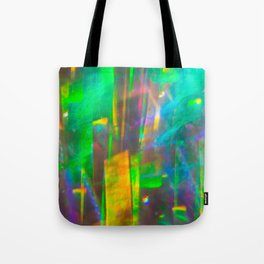 Prisms Play of Light 4 Tote Bag