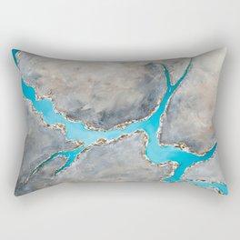 Sedimentary Topography Extended 2 Rectangular Pillow