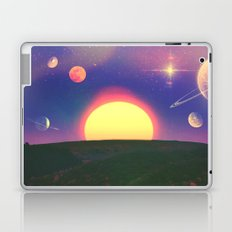 Burning Sun Laptop & iPad Skin