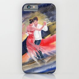 Love and Tango 2 iPhone Case