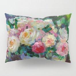 Garden Roses Pillow Sham
