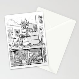 The Modern Witch's Studio Stationery Cards
