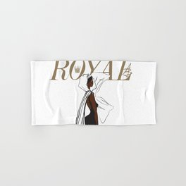 Nia Royal Hand & Bath Towel