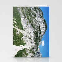 italian Stationery Cards featuring Italian alps by Carlo Toffolo
