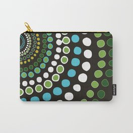 Aboriginal Pattern No. 6 Carry-All Pouch