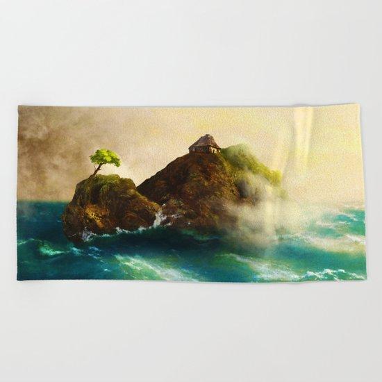 Hideout Beach Towel