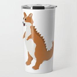 Corginnosaurus Rex Travel Mug